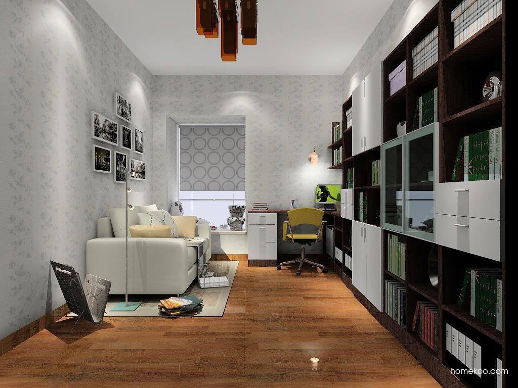 新实用主义书房家具C7906