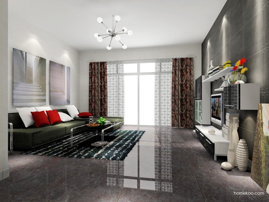 简约主义客厅家具D7632