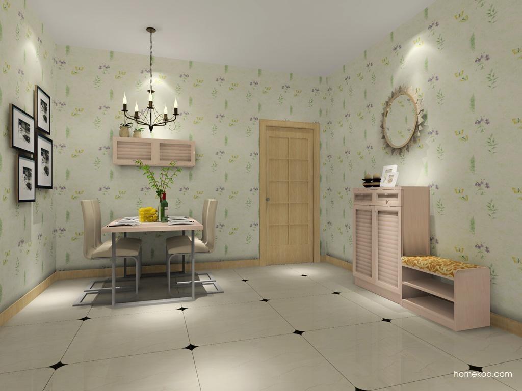 北欧阳光餐厅家具E7629