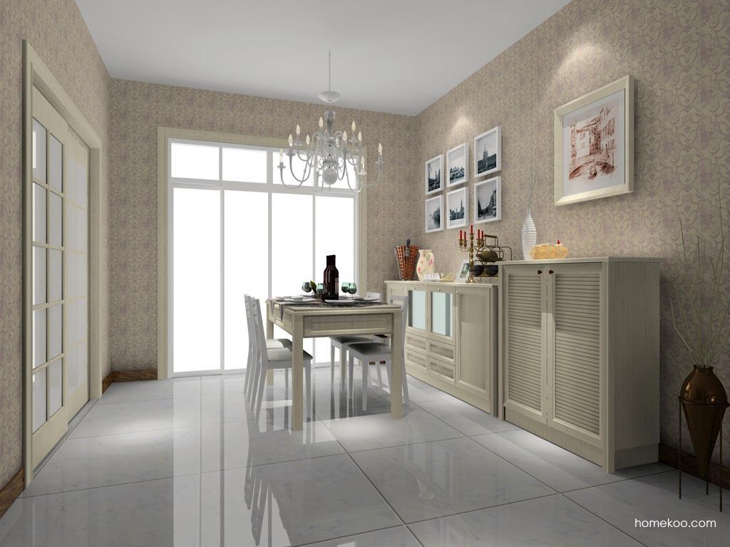 英伦印象餐厅家具E7650