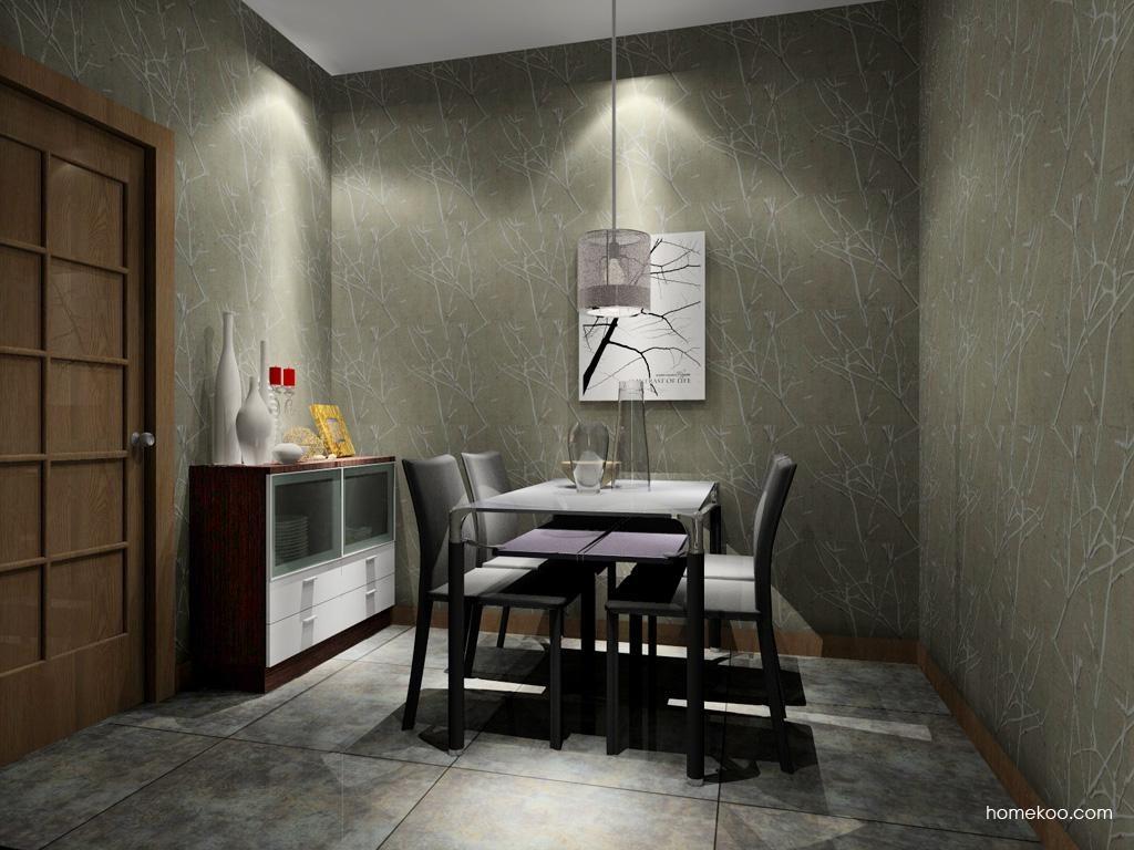 新实用主义餐厅家具E7667