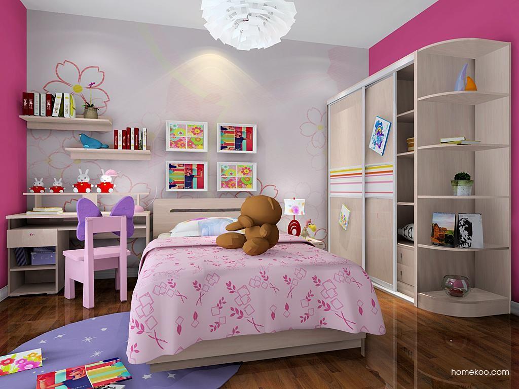 女孩的梦青少年房B7464