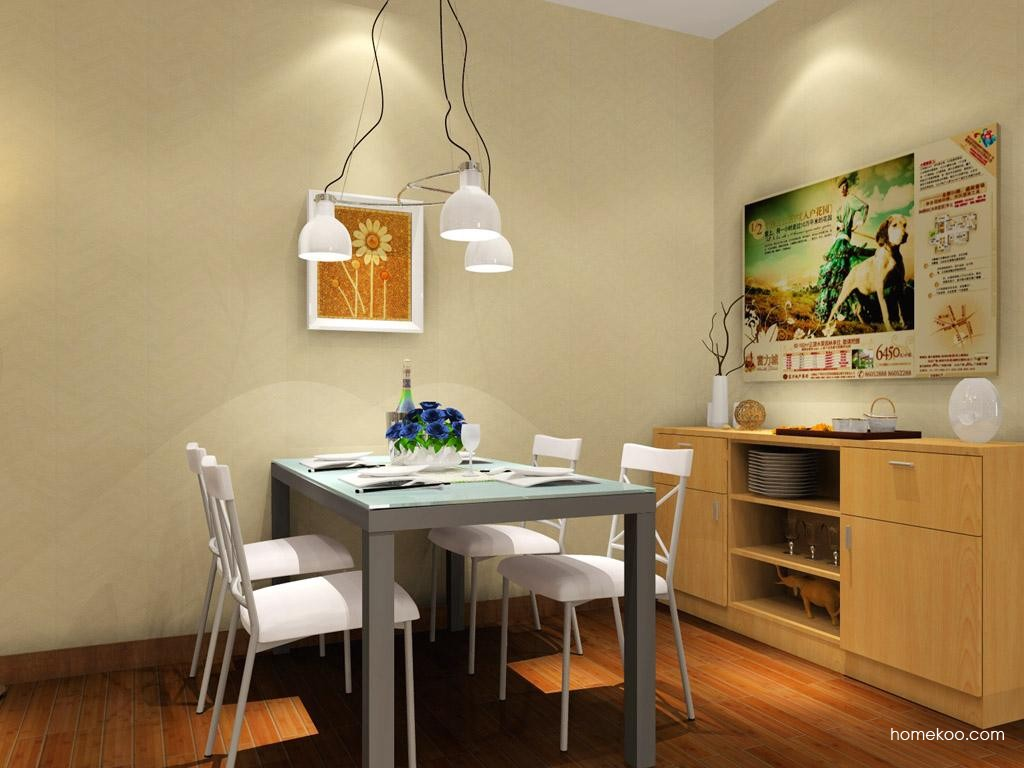 新实用主义餐厅家具E7674