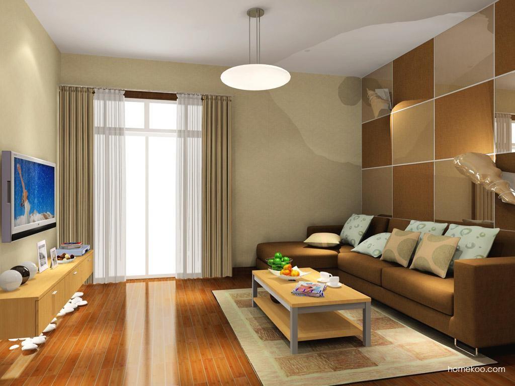 新实用主义客厅家具D7674