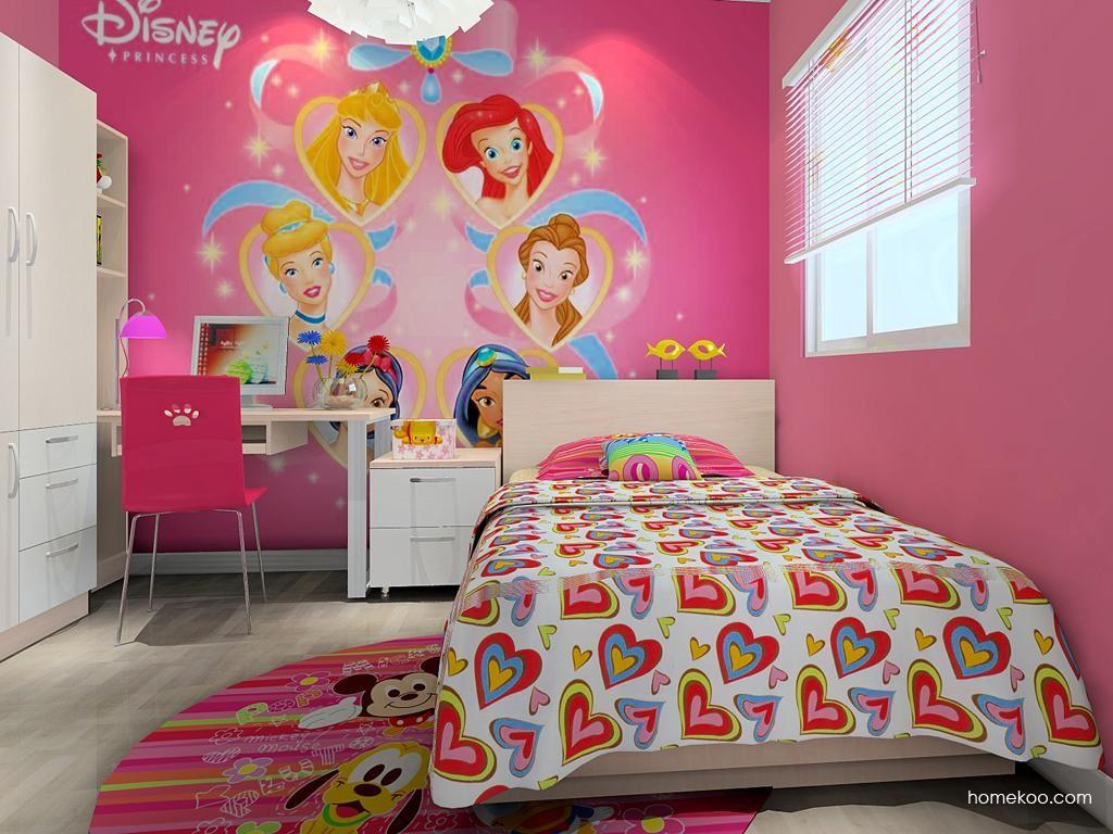 女孩的梦青少年房B7487