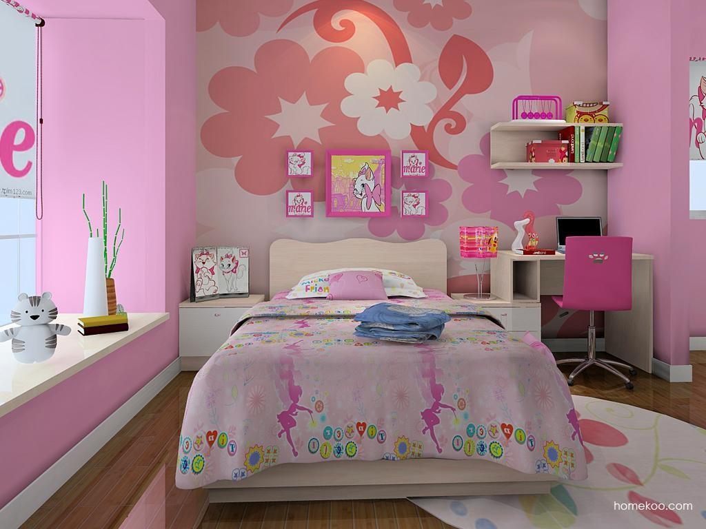 女孩的梦青少年房B7486