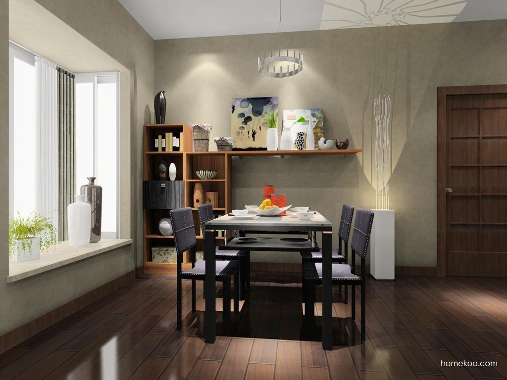 德国森林餐厅家具E7690