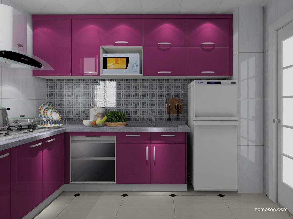 紫晶魅影橱柜F8889