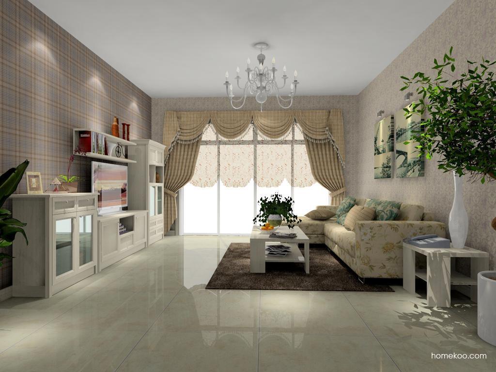 英伦印象客厅家具D7697