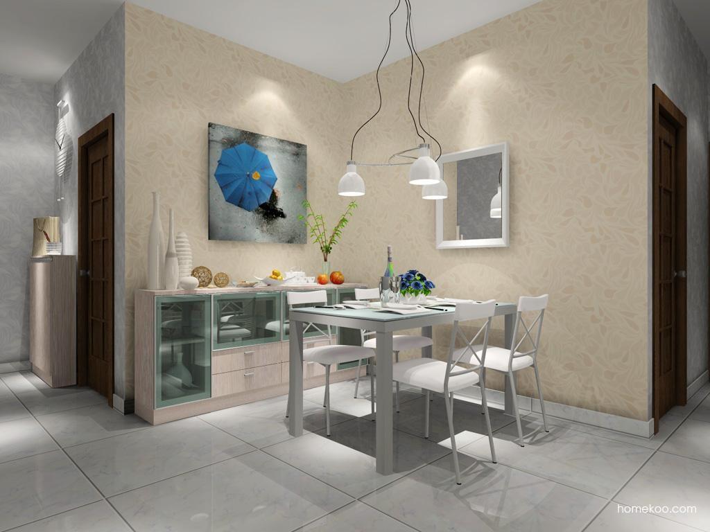 新实用主义餐厅家具E7703