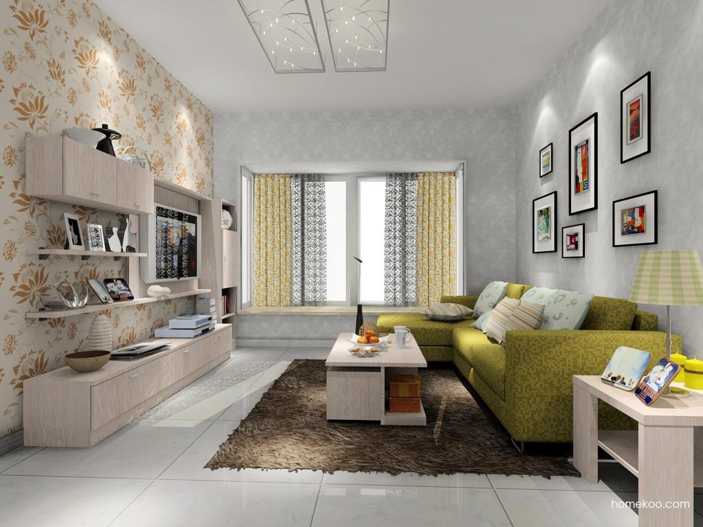 新实用主义客厅家具D7703