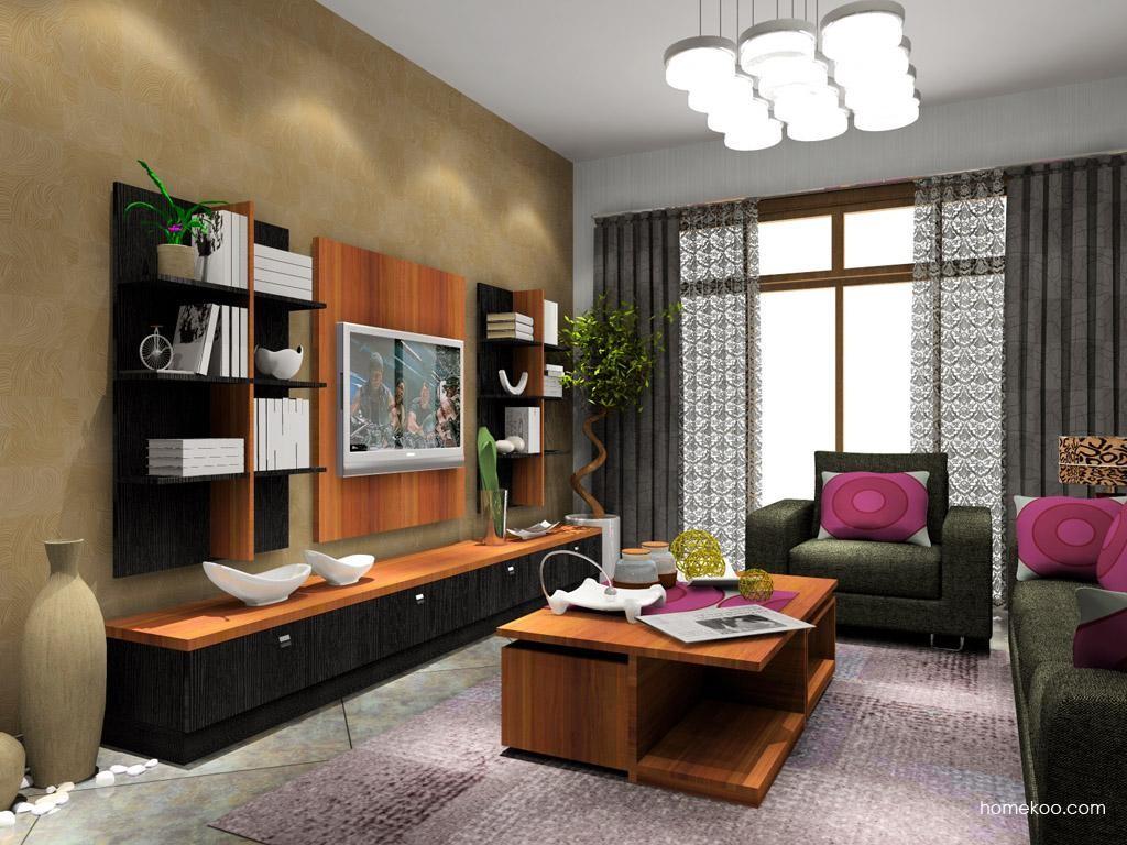 德国森林客厅家具D7717