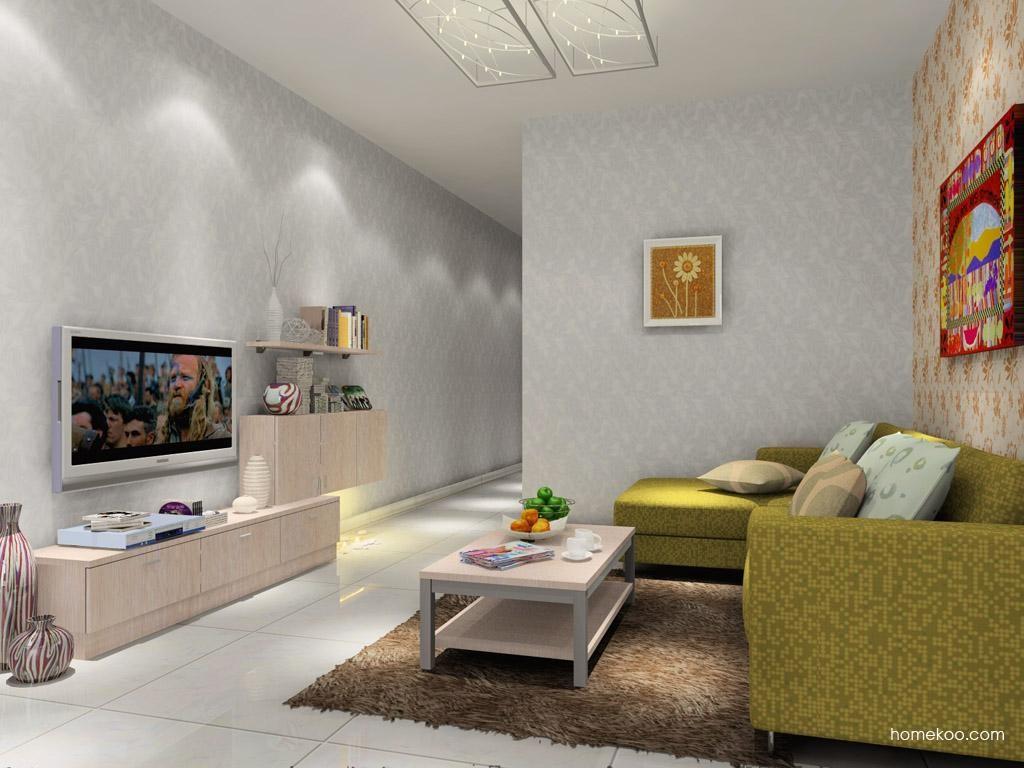 新实用主义客厅家具D7716