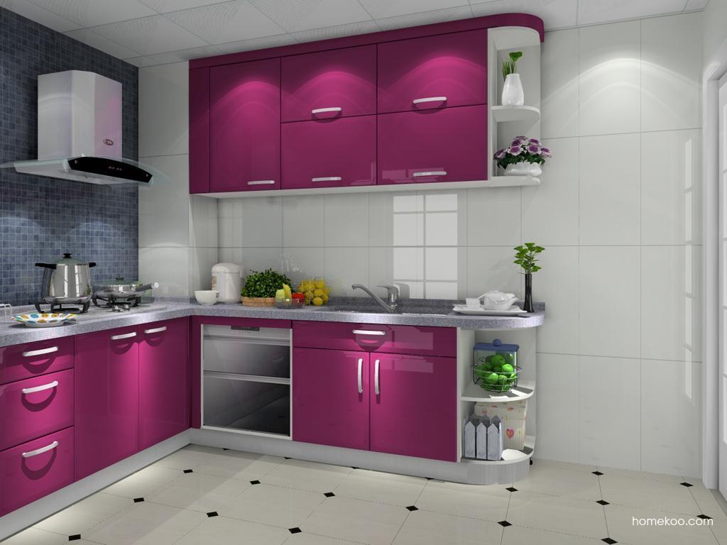 紫晶魅影橱柜F8962