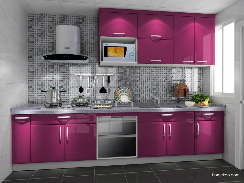 紫晶魅影橱柜F8967
