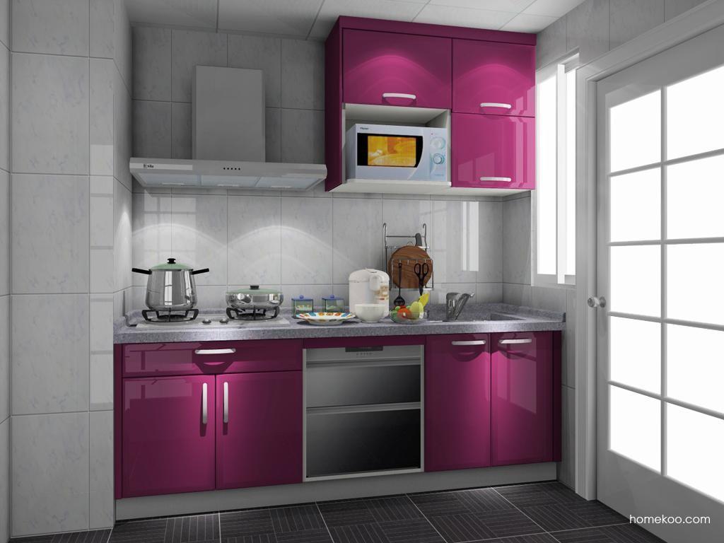 紫晶魅影橱柜F8971