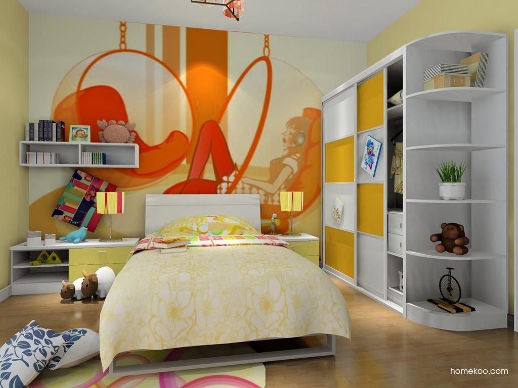女孩的梦青少年房B7557