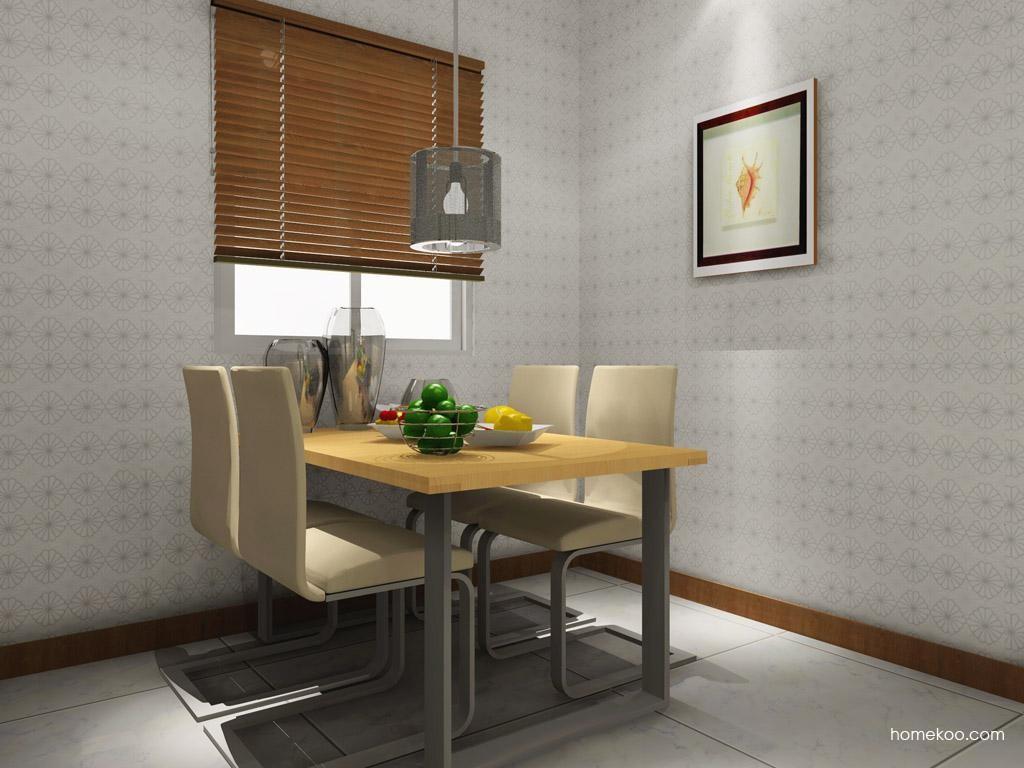 新实用主义餐厅家具E7727