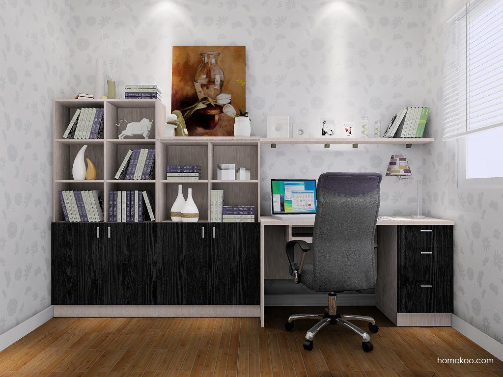 新实用主义书房家具C7952