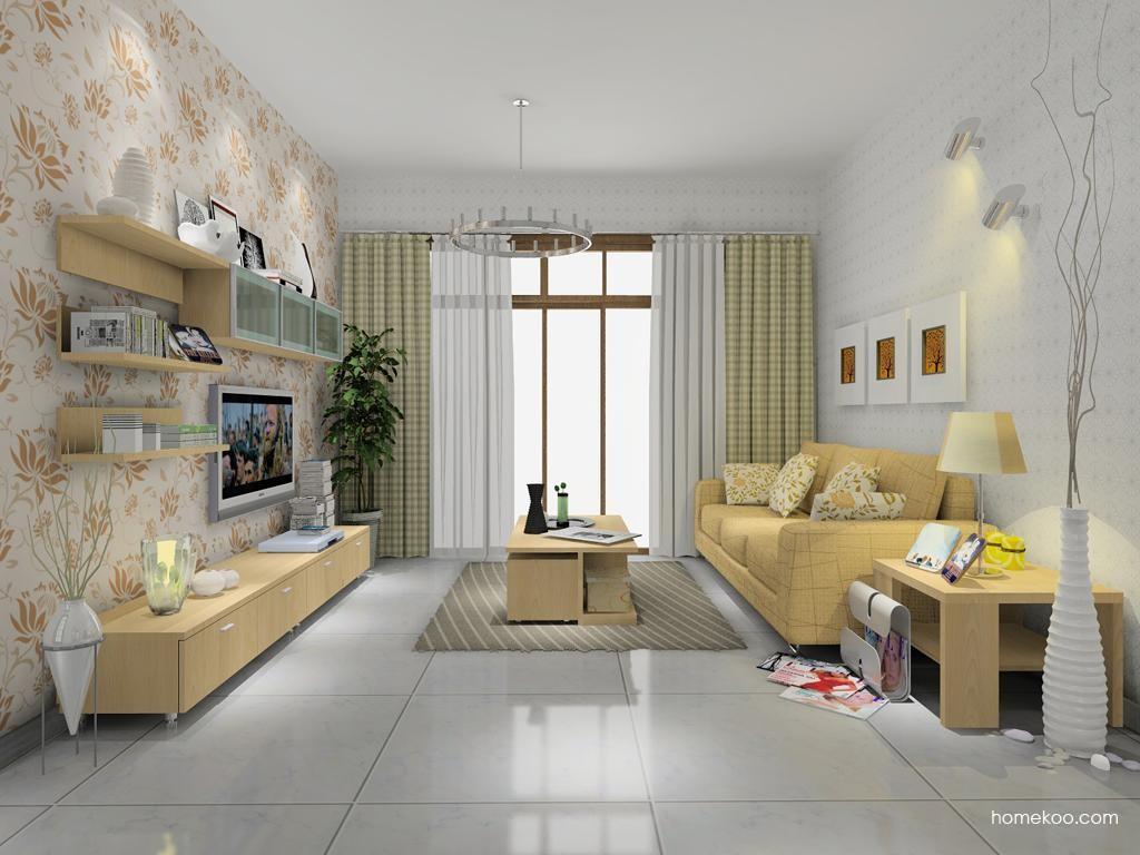 新实用主义客厅家具D7743