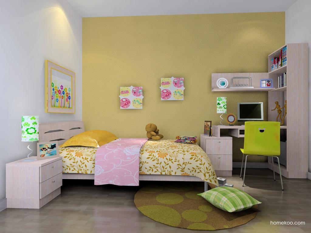 女孩的梦青少年房B7607