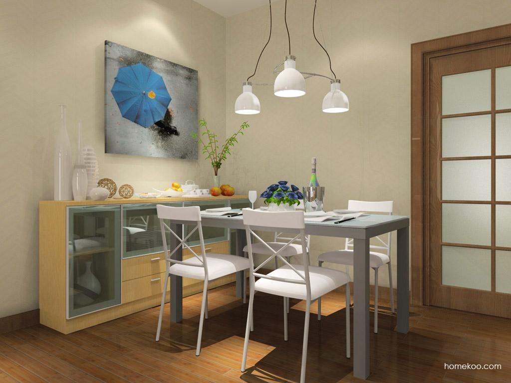 新实用主义餐厅家具E7781