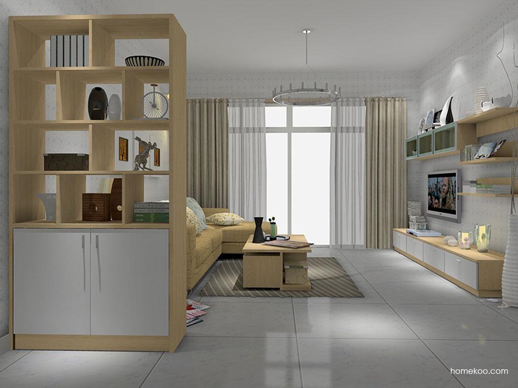新实用主义客厅家具D7790