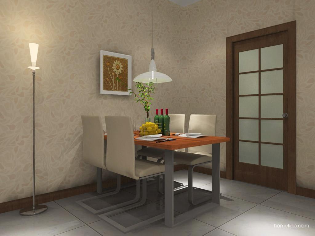 新实用主义餐厅家具E7803
