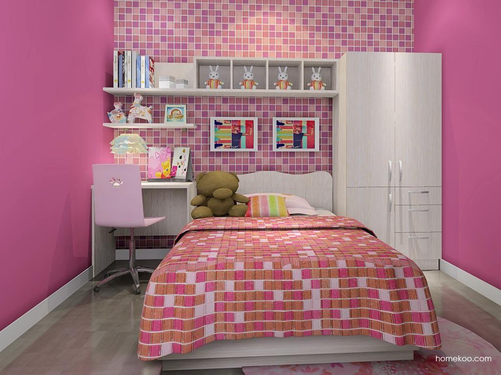 女孩的梦青少年房B7717