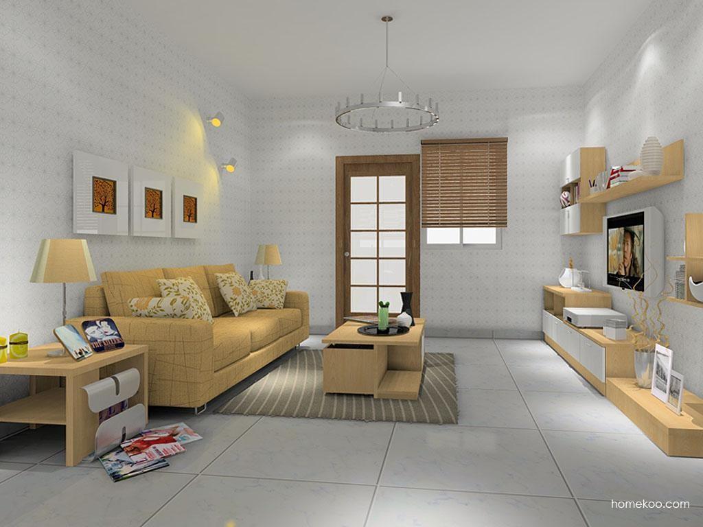 新实用主义客厅家具D7810
