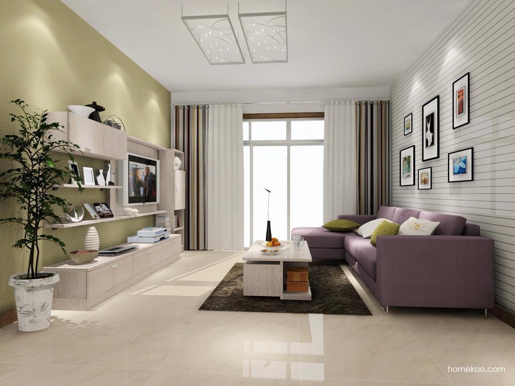 新实用主义客厅家具D7813
