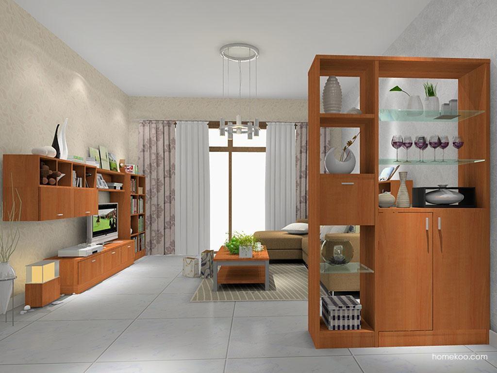 新实用主义客厅家具D7817