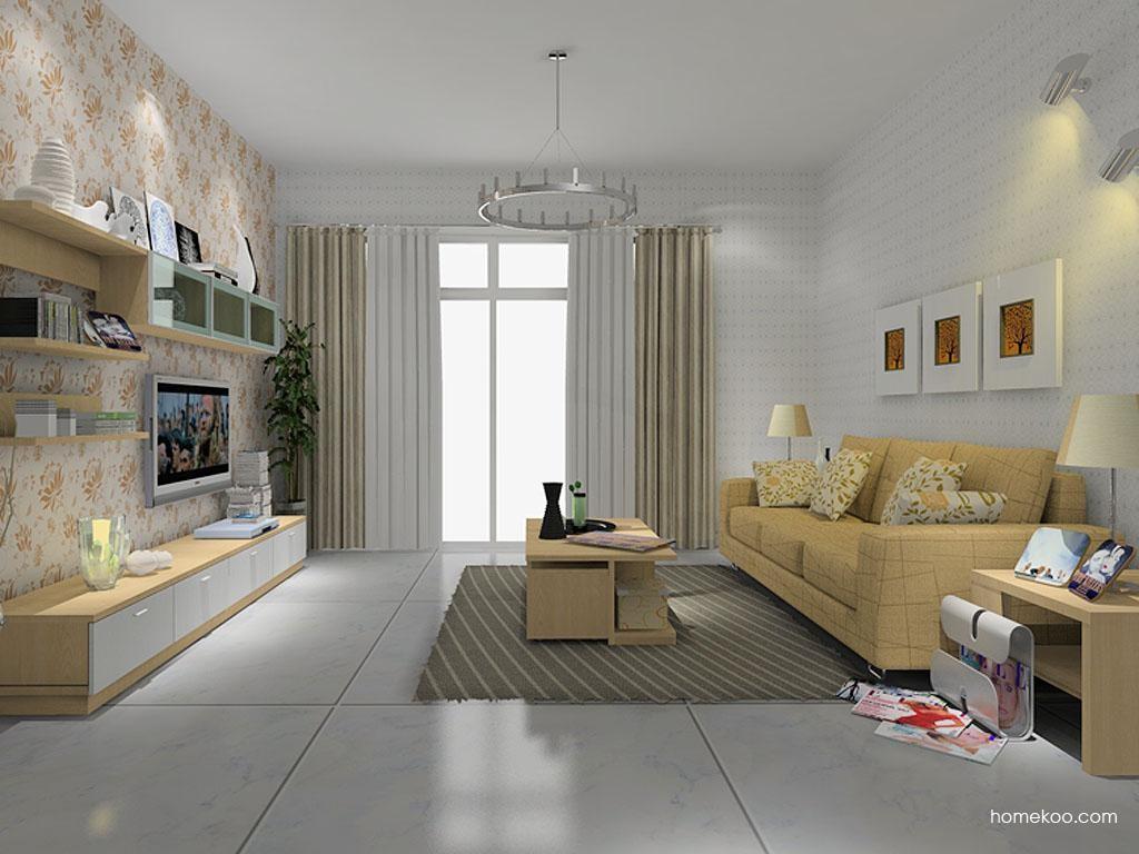 新实用主义客厅家具D7818
