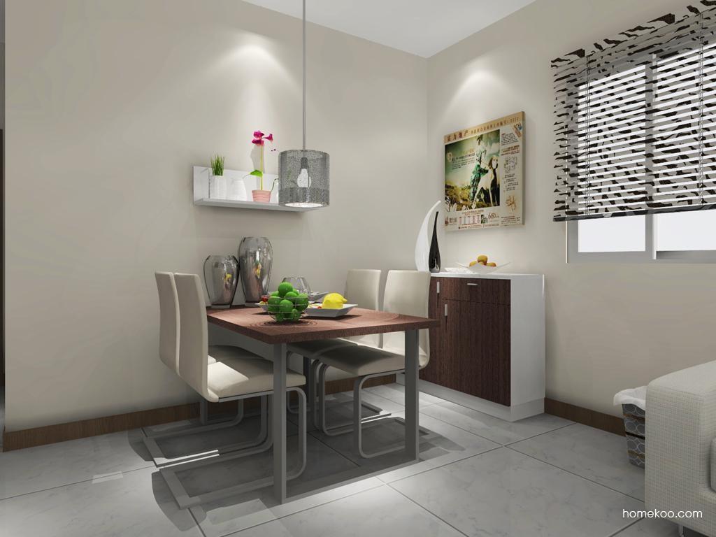 新实用主义餐厅家具E7831