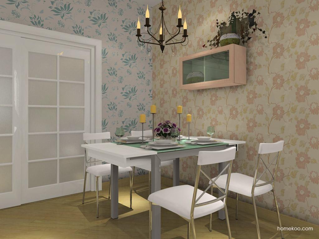 北欧阳光餐厅家具E7852