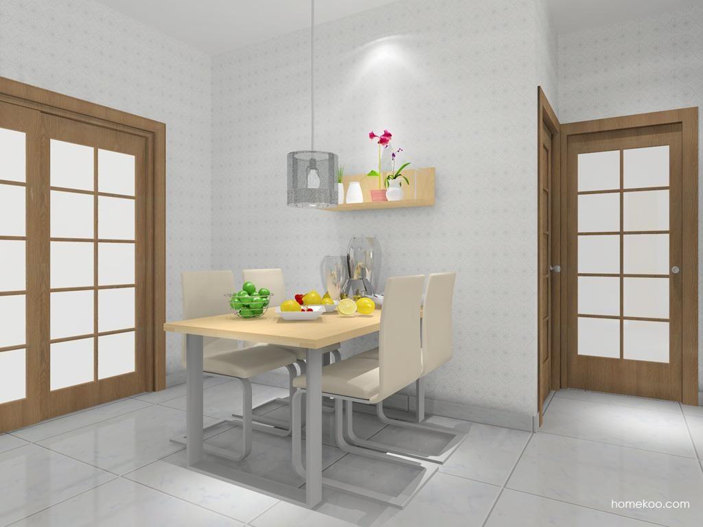 新实用主义餐厅家具E7843