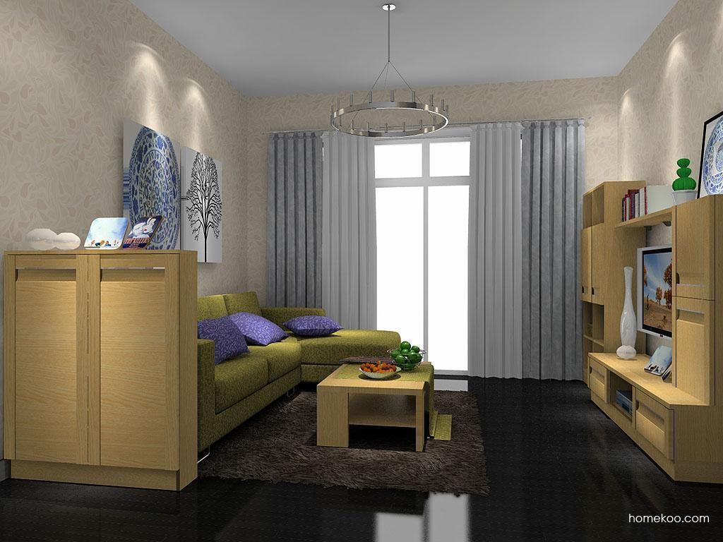 新实用主义客厅家具D7865