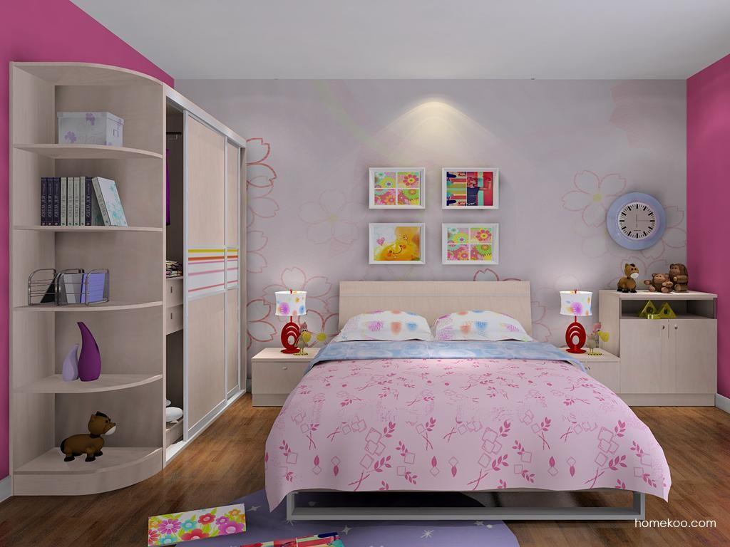 女孩的梦青少年房B7839