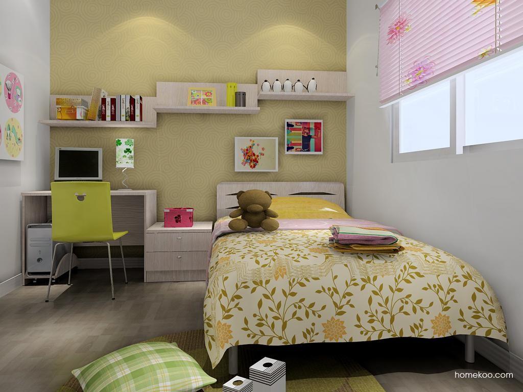 女孩的梦青少年房B7841