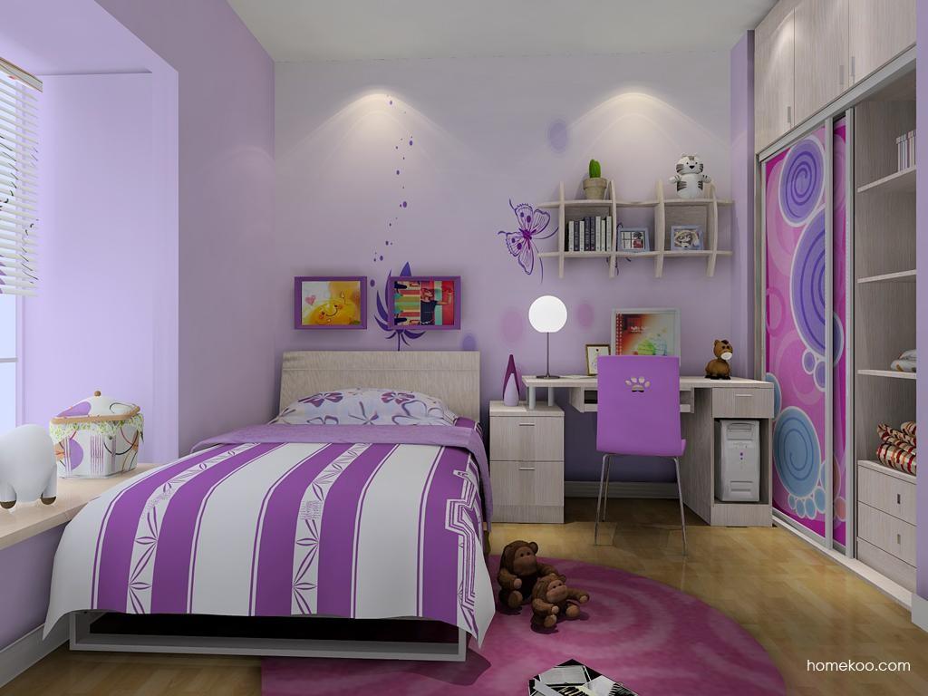 女孩的梦青少年房B7832