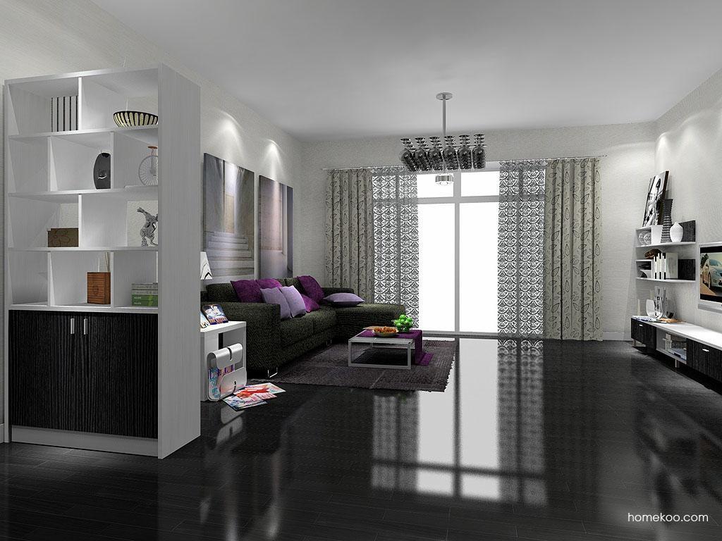 简约主义客厅家具D7866