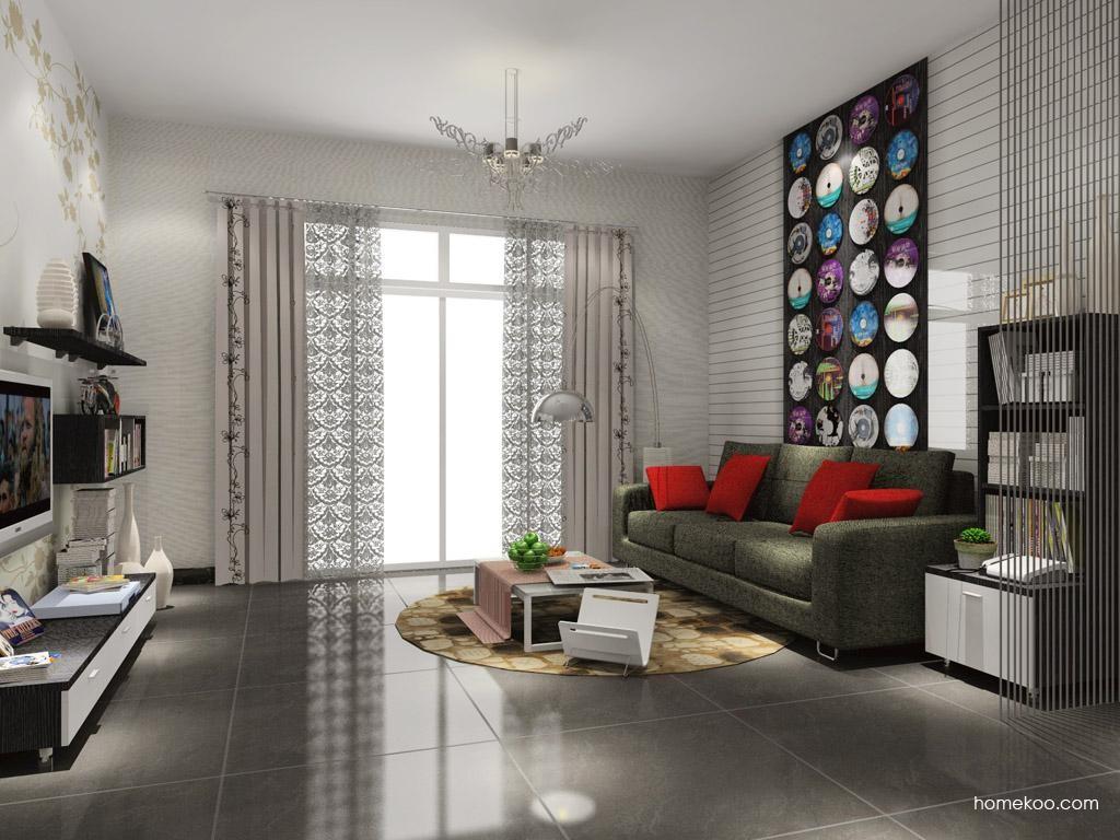 简约主义客厅家具D7880