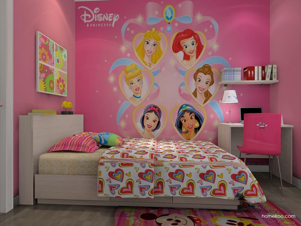 女孩的梦青少年房B7840