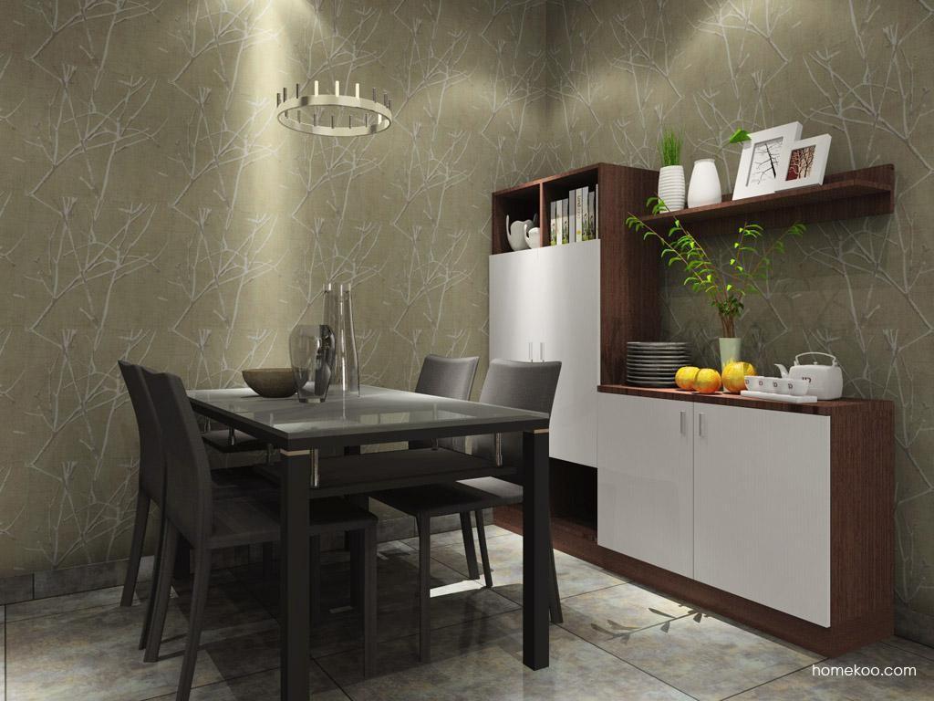 新实用主义餐厅家具E7902