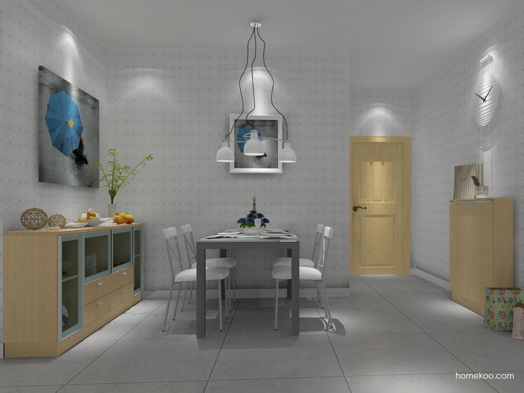 新实用主义餐厅家具E7897