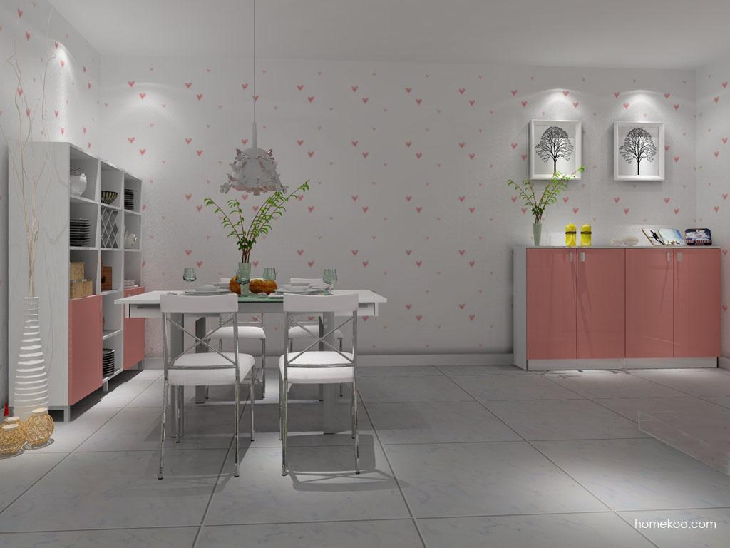 浪漫主义餐厅家具E7896