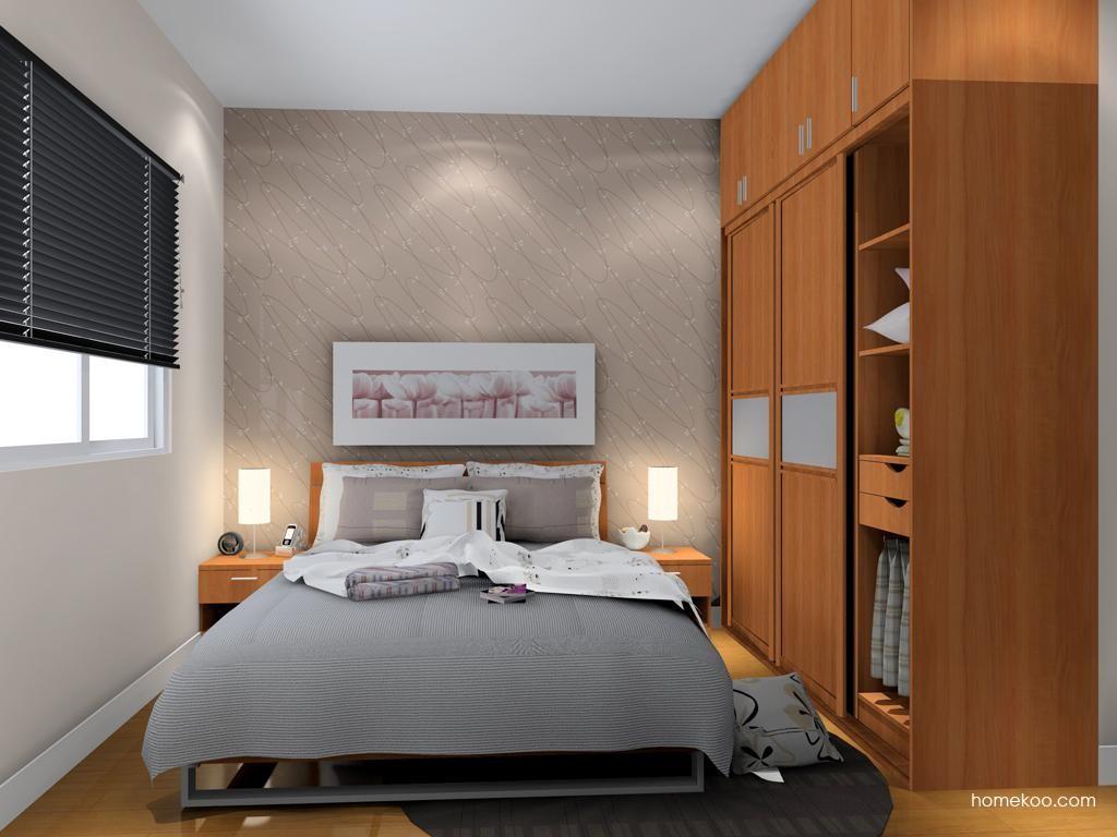 新实用主义卧房家具A8499