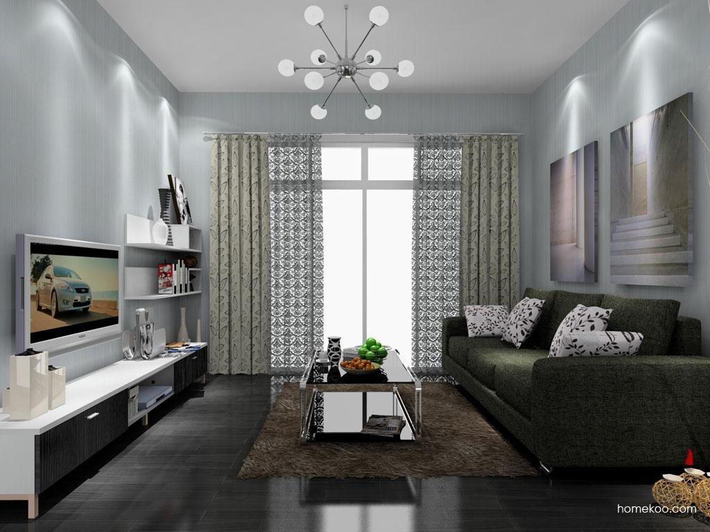 简约主义客厅家具D7917