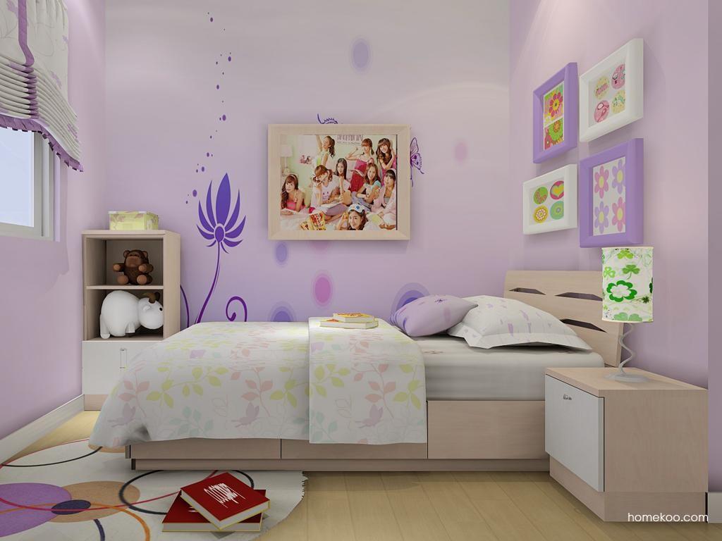 女孩的梦青少年房B7894