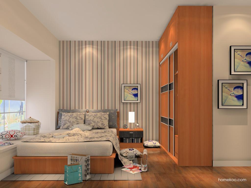 新实用主义卧房家具A8556